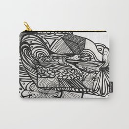 Pilar of Zentangle Carry-All Pouch