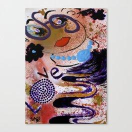 love love love, LOVE Canvas Print