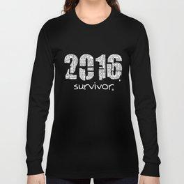 2016 Survivor Long Sleeve T-shirt