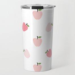 AFE Pastel Apples Travel Mug