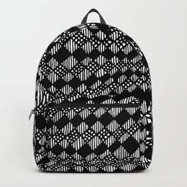 Dish Cloth Backpack