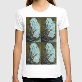 Four Square Cotton T-shirt