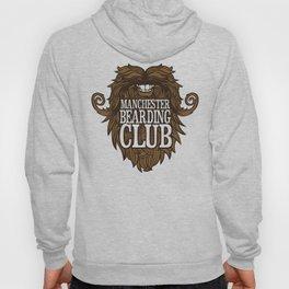 Manchester Bearding Club Tshirt Hoody