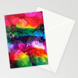 Wild Rainbows Stationery Cards