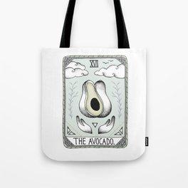 The Avocado Tote Bag