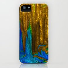 Egyption Gold Slim Case iPhone (5, 5s)