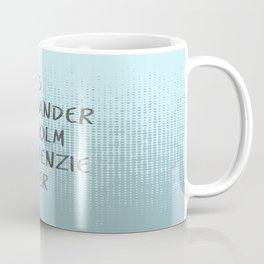 James Alexander Malcom Mackenzie Frazer Coffee Mug