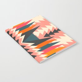 Colorful ethnic decoration Notebook