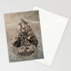 When nature strikes back  Stationery Cards