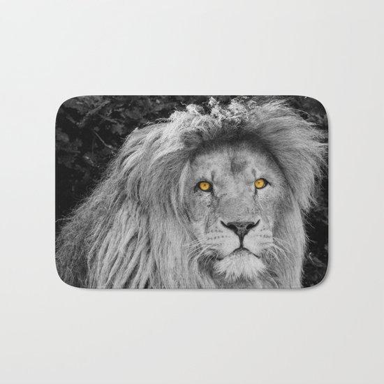 LION BEAUTY Bath Mat