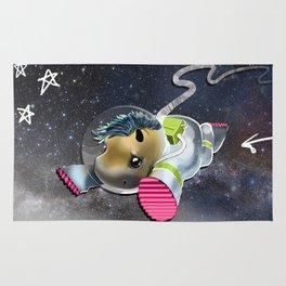Unsure Astro Pony Rug