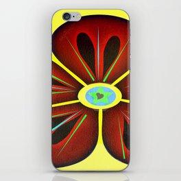 Love Flower iPhone Skin
