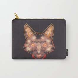 Starry Fox Carry-All Pouch