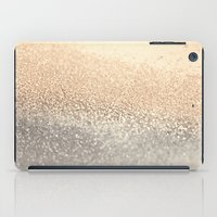 gatsby iPad Cases featuring  GOLD by Monika Strigel