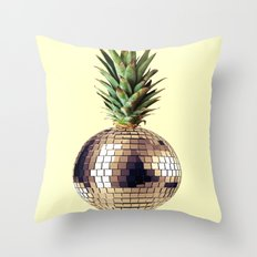 ananas party (pineapple) Throw Pillow