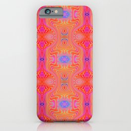 Varietile 42 (Repeating 1) iPhone Case