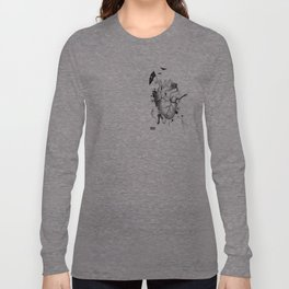 I Love Design Long Sleeve T-shirt