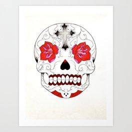 erode Art Print