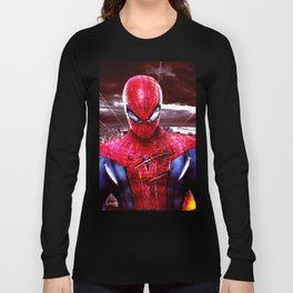 spider man Long Sleeve T-shirt