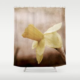 If These Flowers Could Speak  Shower Curtain