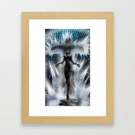 BWK Long Live The King Framed Art Print
