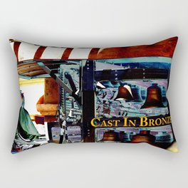 Bell Ringer Rectangular Pillow