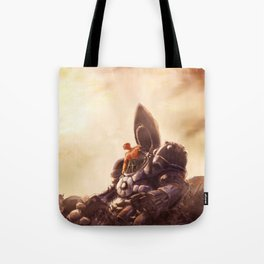 Space Marine Tote Bag