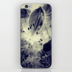 Milkweed iPhone & iPod Skin