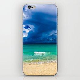 Playa de Cuba iPhone Skin