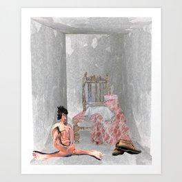 SIT SOUIVBO Art Print