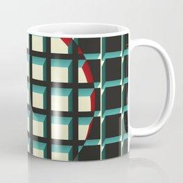 Red Exclusion Coffee Mug