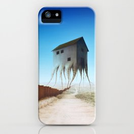 Stronger Roots iPhone Case