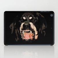 rottweiler iPad Cases featuring Givenchy Antigona Rottweiler Art Print by Le' + WK$amahoodT Boutique by Paynasa®