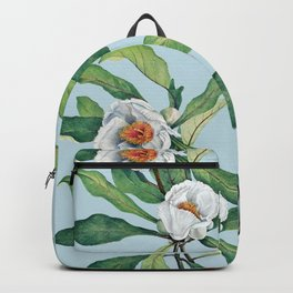 Franklin tree flowers Backpack