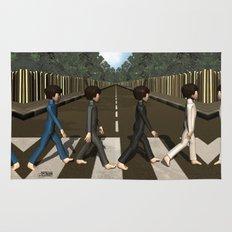 Abbey Road Rug