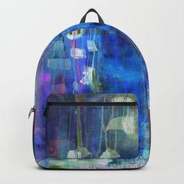 Drip World Reversed Backpack