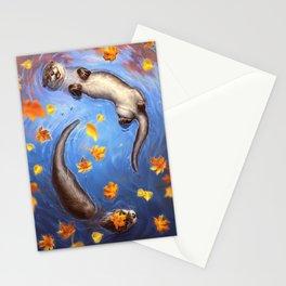 Colour Splash Stationery Cards