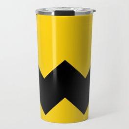 Be Charlie Brown Travel Mug