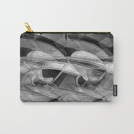 Turbulent Times Carry-All Pouch