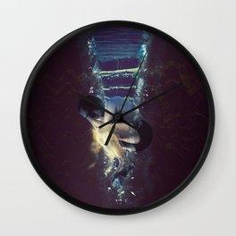 Drop Wall Clock
