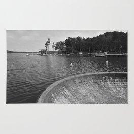 Machovo jezero lake Rug