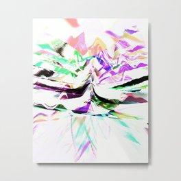 Daily Design 97 - Shangri-La Metal Print