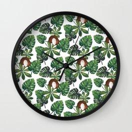 Coco Island Wall Clock