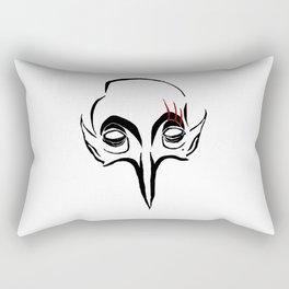 Goblin War King Rectangular Pillow