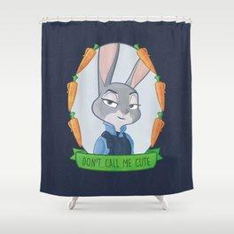 Judy Hopps Shower Curtain