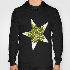 Yellow Superstar Mandala Star Hoody