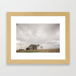 Abandoned 48 Framed Art Print