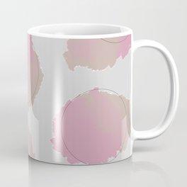 Paint and Dots Coffee Mug
