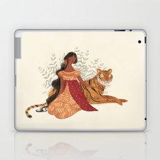 The Tiger Princess Laptop & iPad Skin