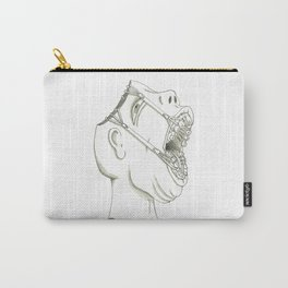 Open Wide Carry-All Pouch